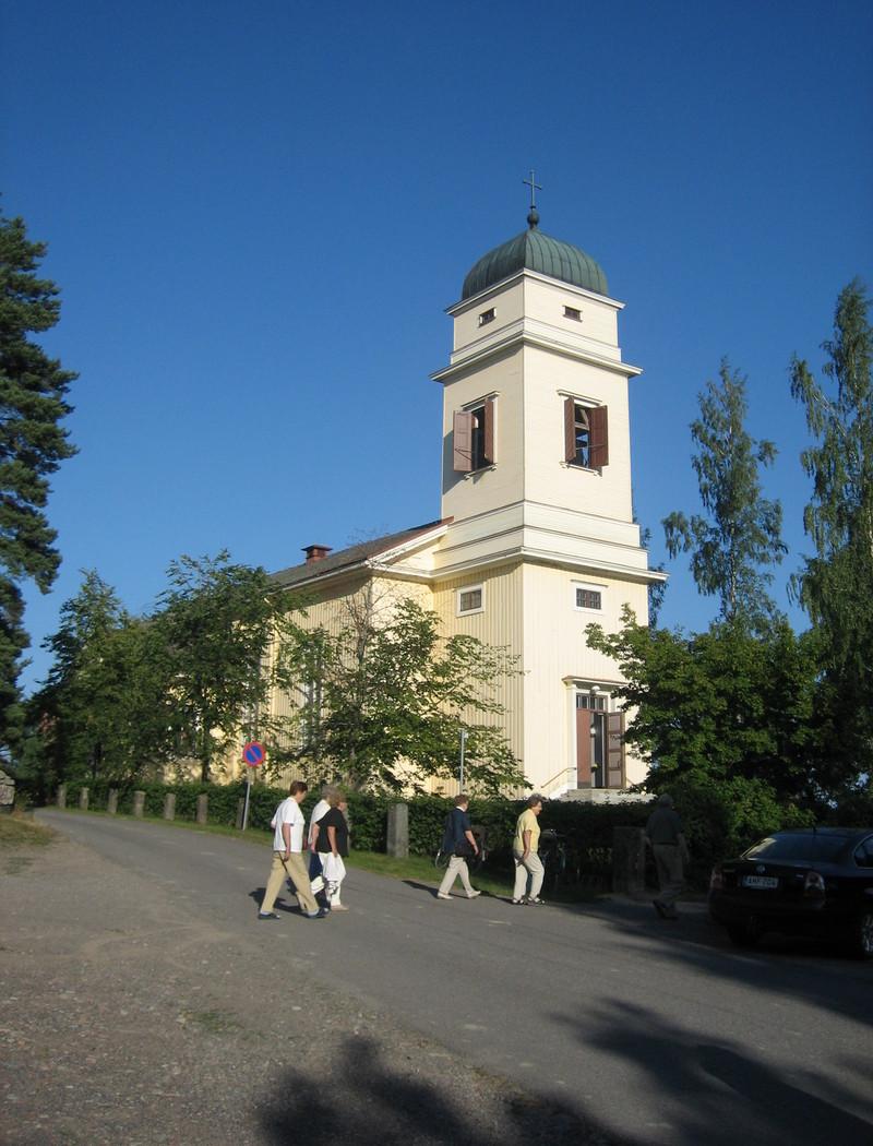 Viljakkalan kirkko