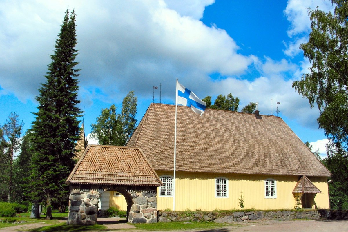 Aurejärven kirkko