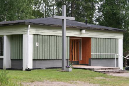 Länsi-Teiskon rukoushuone